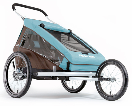 Croozer Kid PLUS 2016