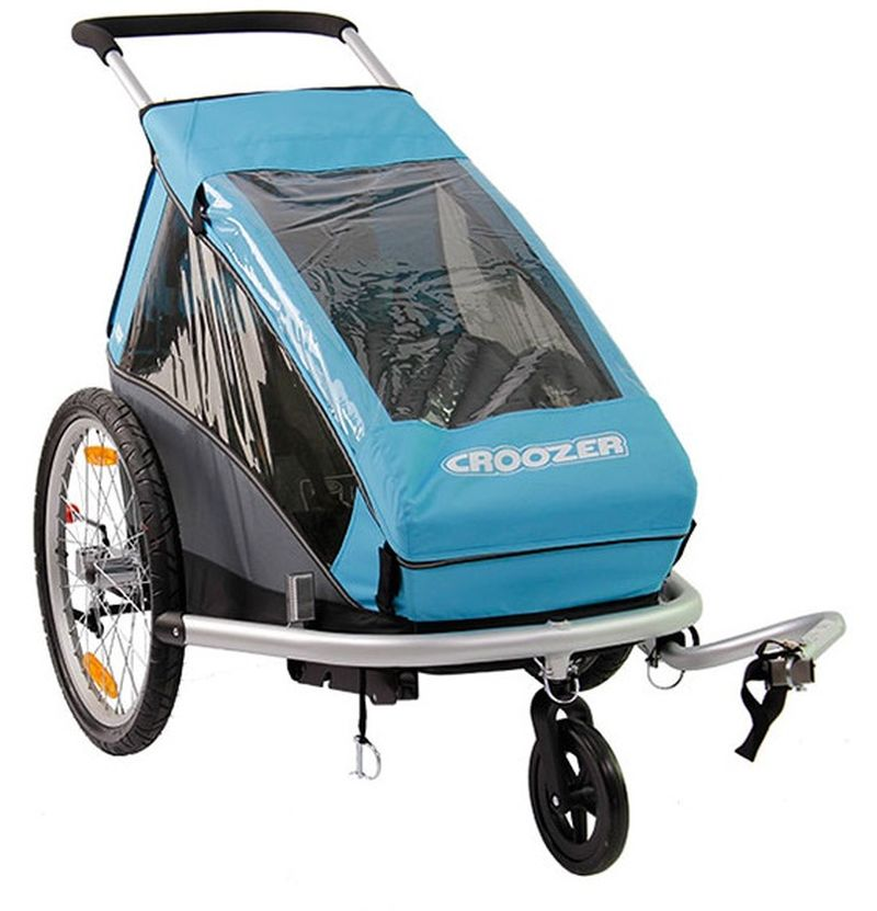 CROOZER Kid for 1 2010