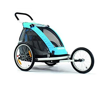 CROOZER KId for 1 2009 blue