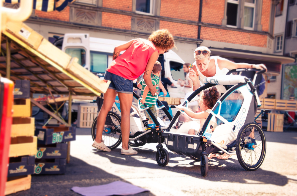 LEGGERO Enso Family Sail bílý
